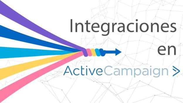 Integraciones en activecampaign